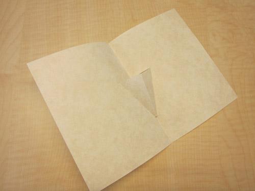 ハート 折り紙 折り紙 オラフ 折り方 : divulgando.net