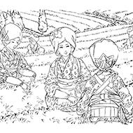 明治大正昭和のロマン大人の塗り絵教室無料my介護の広場