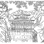 秋の塗り絵素材一覧大人の塗り絵教室無料my介護の広場